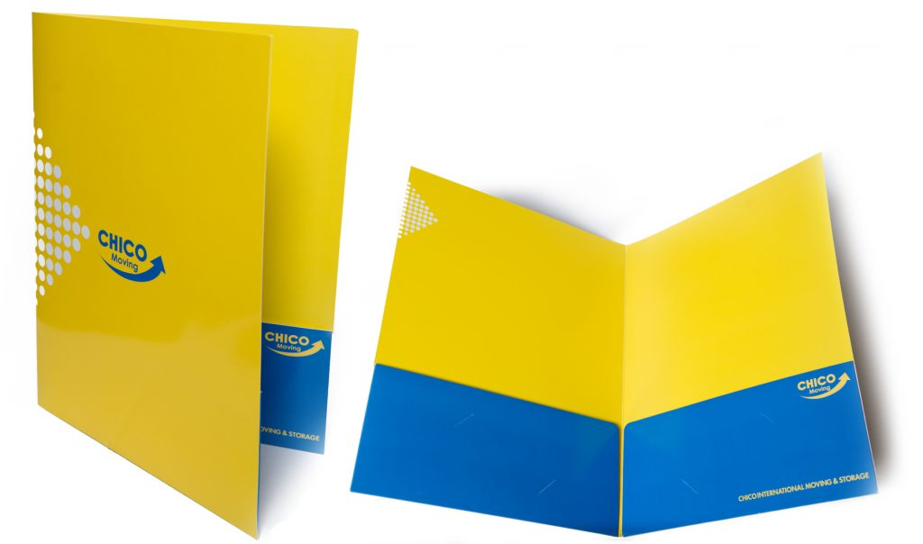 9x12 Presentation Folders