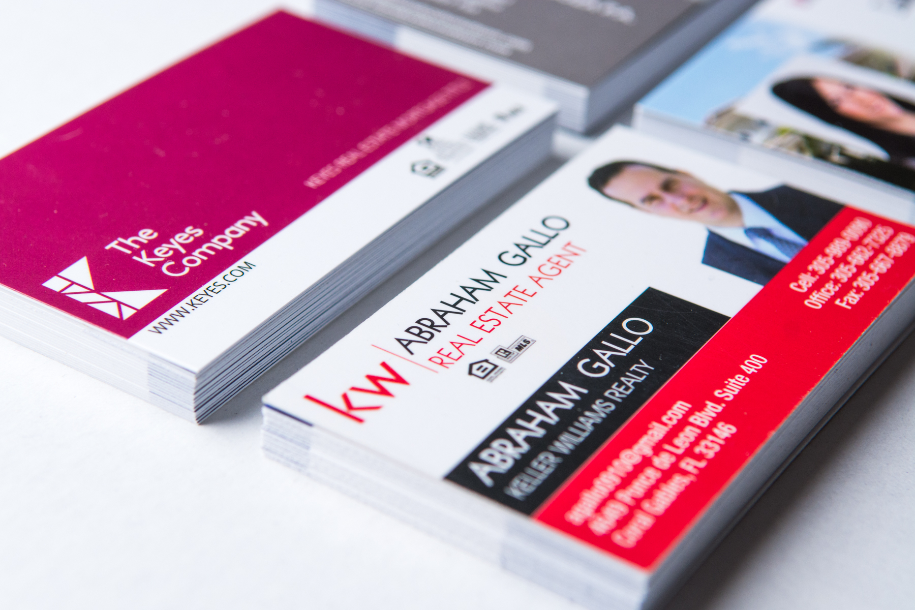 Business cards – designed2print