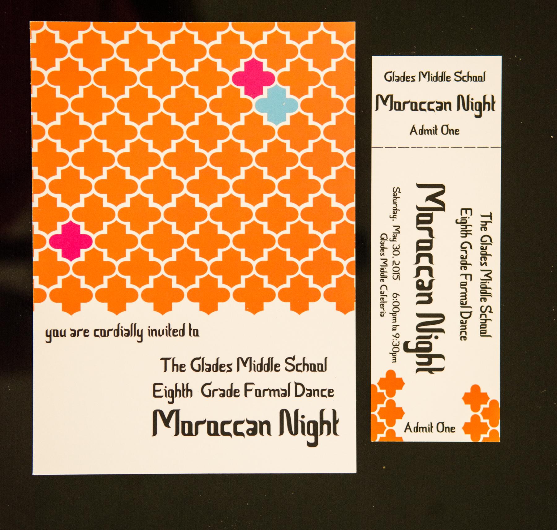 invitations tickets designed2print